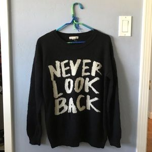Statement Sweater